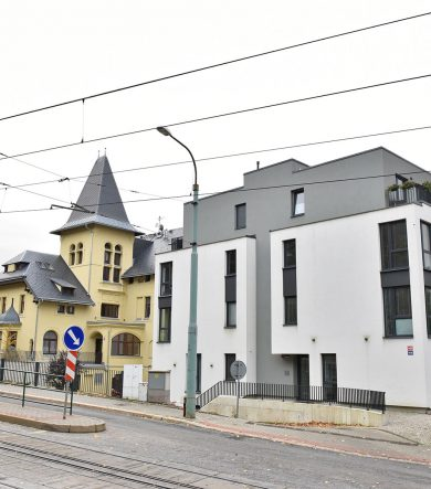 Rezidence Riegrova Liberec