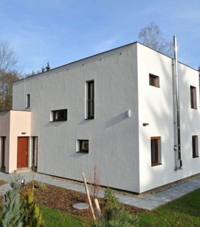 Rodinný dům Riegrova