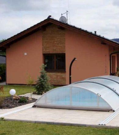Soubor 12 rodinných domů v Mínkovicích u Liberce